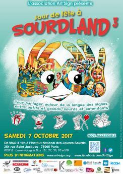 Affiche Sourdland 3