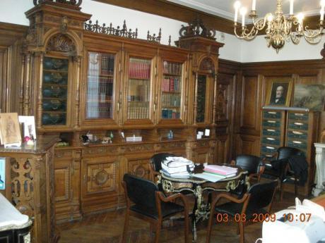 Le bureau du directeur