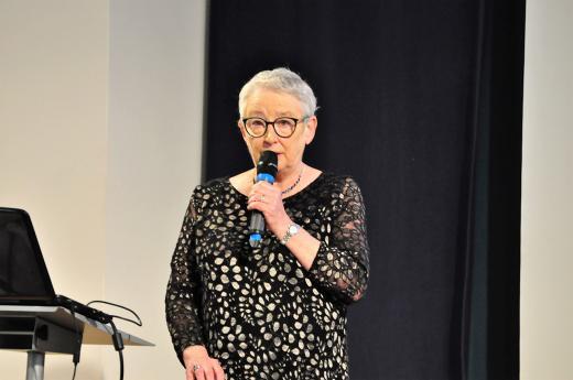 Agnès Millet, professeure honoraire à l'Université Grenoble-Alpes