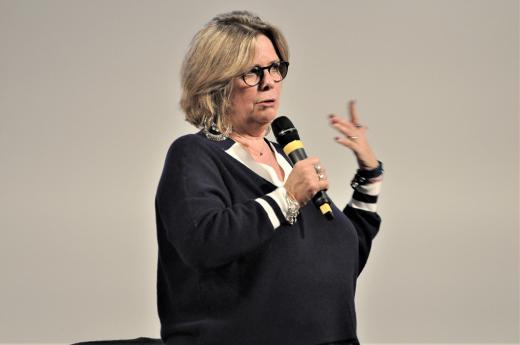 Sandrine Marlin, généticienne à l'Institut Imagine
