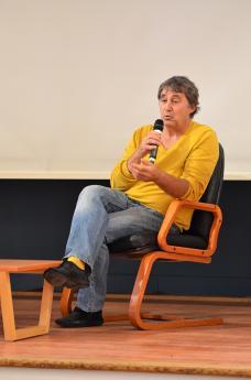 Didier Séguillon, maître de conférence à l'université Paris-Nanterre.