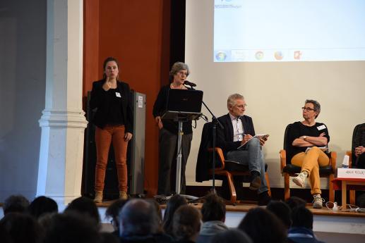 Agnès Vour'ch,  orthophoniste – linguiste, Centre National de Ressources Handicaps Rares, Robert Laplane Paris13