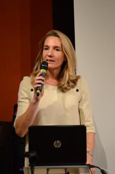 Mme Hémery, directeur de l'INJS