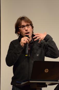 Cédric Moreau, maître de conférence, coordinateur projet du OCELLES INS-HEA