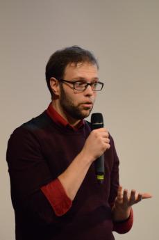 Mathieu Fourmentin, Professeur d'Enseignement général, coordinateur TICE