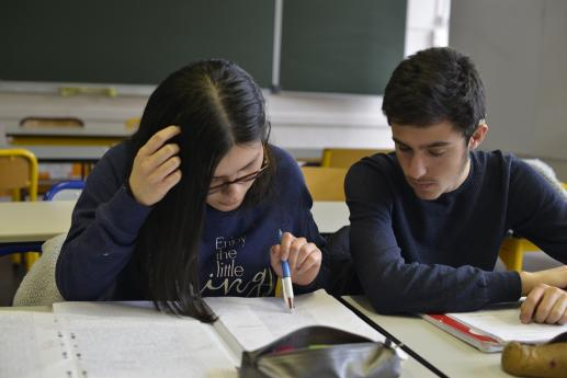 Collège Rodin - Enseignement général - Élèves