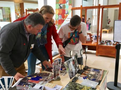Exposition « Jardins » au Grand Palais, le samedi 22 avril 2017