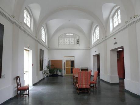 Le hall Sicard