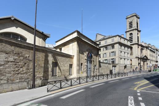 L'INJS rue St-Jacques