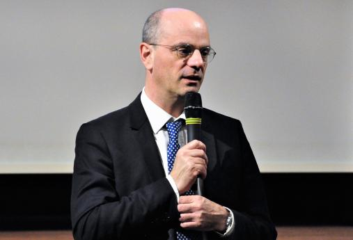 M. Jean-Michel Blanquer,  Ministre de l'Education Nationale