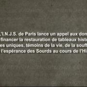 Animation préservation patrimoine INJS