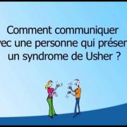 Comment communiquer avec une personne qui présente un syndrome de Usher